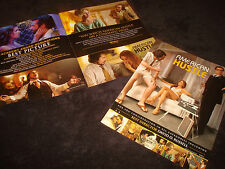 AMERICAN HUSTLE 2 Oscar ads Jennifer Lawrence, Bradley Cooper, Amy Adams, Bale