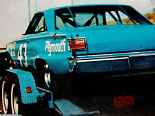 1966 PLYMOUTH BELVEDERE ORIGINAL AD-RICHARD PETTY/426 HEMI v8 ENGINE/RACE/NASCAR