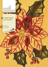 Christmas Cutwork Anita Goodesign Embroidery Machine Design CD NEW 97AGHD