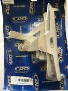 protezione rinforzi radiatore in alluminio Husqvarna Te 450 2007 - 2008 CRD
