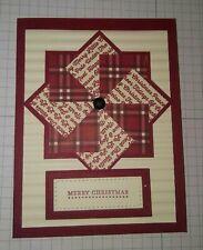 Stampin up card making kit - Merry Xmas - Festive Farmhouse - Pinwheel