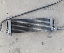 08 BENTLEY CONTINENTAL GTC Transmission Gearbox Oil Cooler & Line OEM