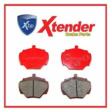 MD518 Disc Brake Pads Semi Metallic Rear Set For Land Rover Defender/Discovery