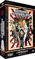 ★Deadman Wonderland ★ Intégrale + OAV - Edition Gold - Coffret 3 DVD