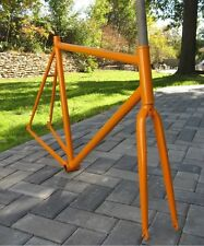 52CM - SEAMUS Murphy Special 4130 Fixed Gear TRACK Frame - FREE USA SHIPPING