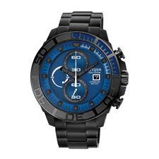 Citizen Eco-Drive Men's CA0525-50L Titanium Chrono Black Sport 46mm Watch $595