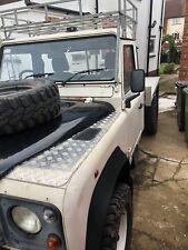 Land Rover Defender 130 hiab