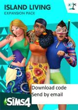 The Sims 4: Island Living Expansion Pack - PC KEY