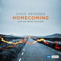 Vince Mendoza and WDR Big Band - Homecoming [CD]