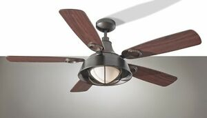 "Monte' Carlo 52"" Ceiling Fan"
