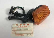 Freccia ant. Sx - Winker Front L. - Honda XL600RM NOS: 33350-MK5-600