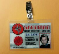 Logan's Run ID Badge - Logan 5 cosplay costume prop style B