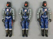 1991 GI JOE ACTION FORCE Figure Tracker nuit Vautour Viper Skymate Zap