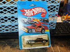 HOT WHEELS BLUE CARD BLACKWALLS STUTZ BLACKHAWK 1126 BLACK MALAYSIA #1