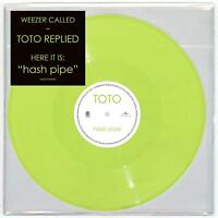 TOTO - HASH PIPE   VINYL LP SINGLE NEU
