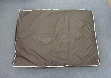 """Indoor Outdoor Deluxe Orthopedic Pet Bed Espresso LARGE 36""""x27""""x3.5"""" -1S15 022H"""