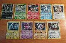 NM COMPLETE Pokemon PLATINUM ARCEUS Card HOLO Sub-Set AR1-AR9 Secret Rare