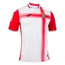 Camisetas de fútbol de clubes españoles rojo
