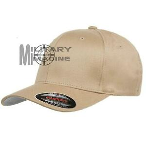 the Original Flexfit Fitted Baseball Hat Wooly Combed Twill Cap Flex Fit 6277