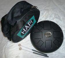 HAPI Slim Accordable Incl. Sac, Schlegel & Magnetenset cuve tambour handpan