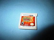 Pokemon Sun (Nintendo 3DS) XL 2DS Game