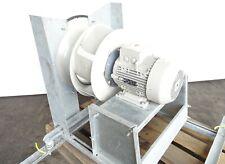 Radialventilator Lüfter Abluft Abzugslüfter Gebläse Ventilator SIEMENS 4kW 3000U