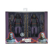 "PLANET OF THE APES - Gorilla Soldier Infantry 7"" Action Figure 2-Pack (NECA)"