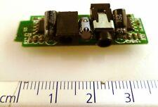 Jack Socket PCB 3.4mm OD x 1.3mm ID + 3.5mm Stereo Skt etc OM1025E