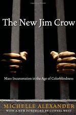 The New Jim Crow:  Mass Incarceration in the Age of Colorblindness by Michelle A