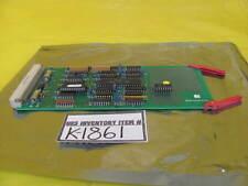 Opal 70317875200 SMC/M Vacuum Board AMAT SEMVision Used Working