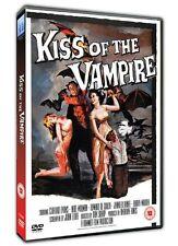 Kiss of the Vampire  DVD   (Brand New)  Hammer