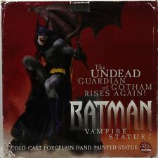 Batman Vampire Statue(DC Direct) 1st Edition/FULL SIZE