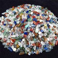 100g Natural Colorful Tumbled Mixed Crystal Assorted Bulk Mix Stone Healing