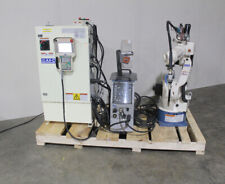 OTC Daihen Almega AX-V6 Welding Robot AX-C Controller DM-350 Welder ONLY 5 HOURS