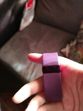 Fitbit Charge Hr Heart Rate Activity Sleep Wristband Tracker Large Plum