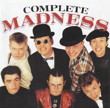 MADNESS Complete Madness CD (2009 Union Square) Neu!