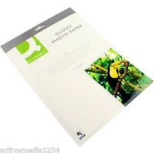 Q-Connect Photo Gloss Paper A4 180gsm Pk 20 KF01103