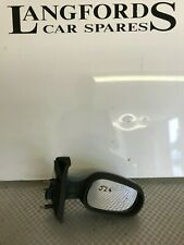 2001 RENAULT SCENIC DOOR WING MIRROR ELECTRIC GREEN O/S DRIVER SIDE J24
