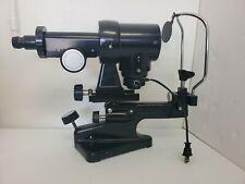 Vintage Bausch & Lomb Eye Examination Machine