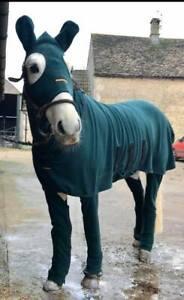 HORSE ALL IN ONE'S - Fleece Full Body Suit