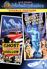 Ghost of Dragstrip Hollow/The Ghost in the Invisible Bikini (DVD, 2005)