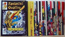 LOTTO DEI FANTASTICI QUATTRO STAR COMICS 1-27