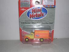 """C.M.W. Mini Metals #30350 1941/46 Chevrolet Delivery Truck """"Oscar Mayer Meats"""""""