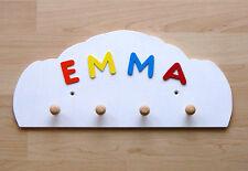 Kinder Garderobe Wunschnamen Bunte Holz Buchstaben Kinderzimmer Geschenk Idee