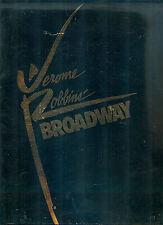 JEROME ROBBINS BROADWAY  RARE 1989 SOUVENIR PROGRAM