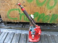 1961 Ford 971 Selectospeed gas Tractor steering gear box FREE SHIPPING