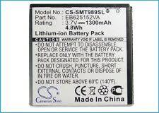 Li-ion Battery for Samsung Skyrocket Galaxy Ruby Pro Galaxy S II X SGH-I547 NEW