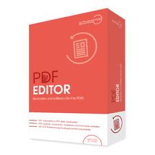 PDF Editor Pro Windows lebenslange Vollversion  Download !