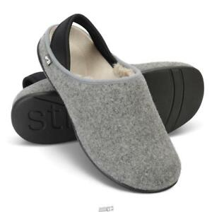 Lady's Strive Women Posture Improving Correcting Slippers Shoes Gray 10