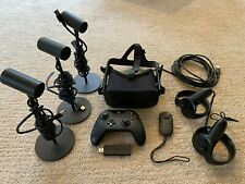 Oculus Rift CV1 VR Headset w/ 3 Sensors, Gamepad, Touch Controllers and Remote
